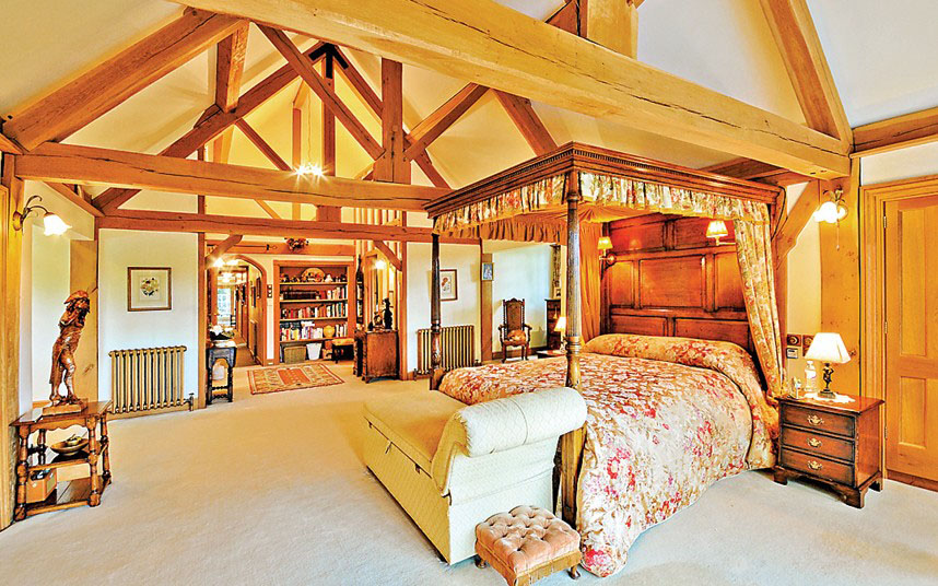 unique master bedroom suites