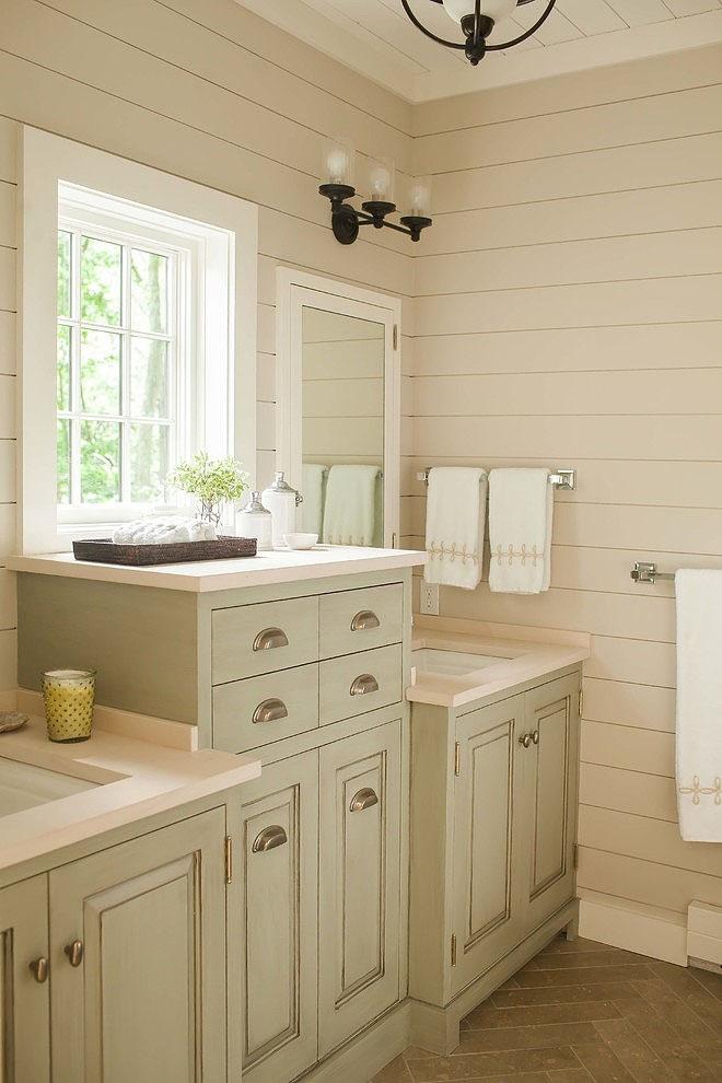Timeless adirondack cabin in upstate new york for Adirondack bathroom design