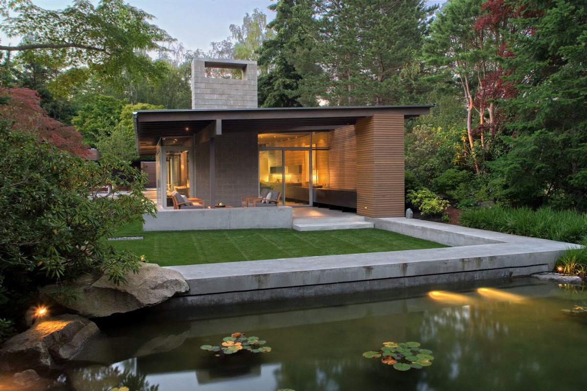 Urban Sanctuary With Zen Like Simplicity Idesignarch