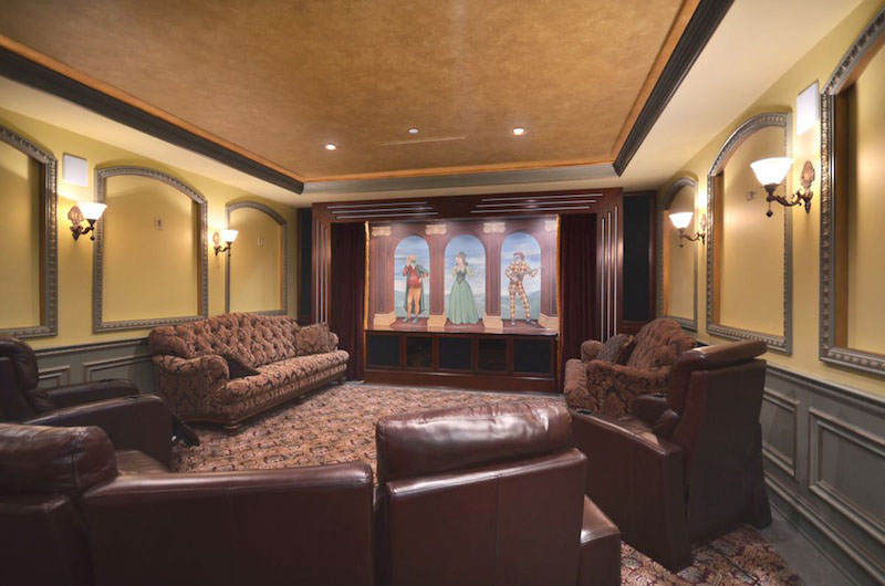 Basement-Home-Theatre