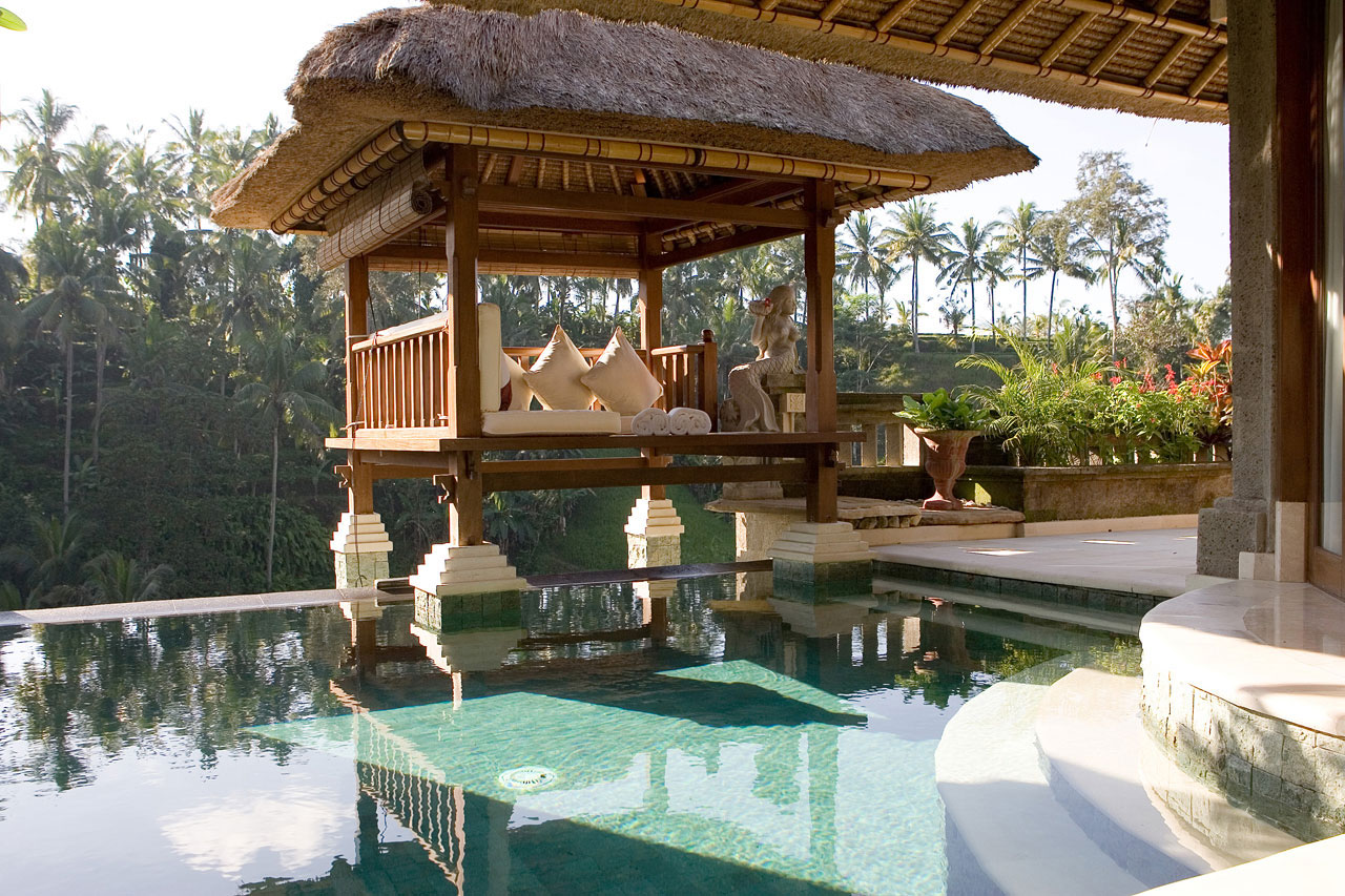 Romantic viceroy bali resort in ubud idesignarch for Best hotels in bali