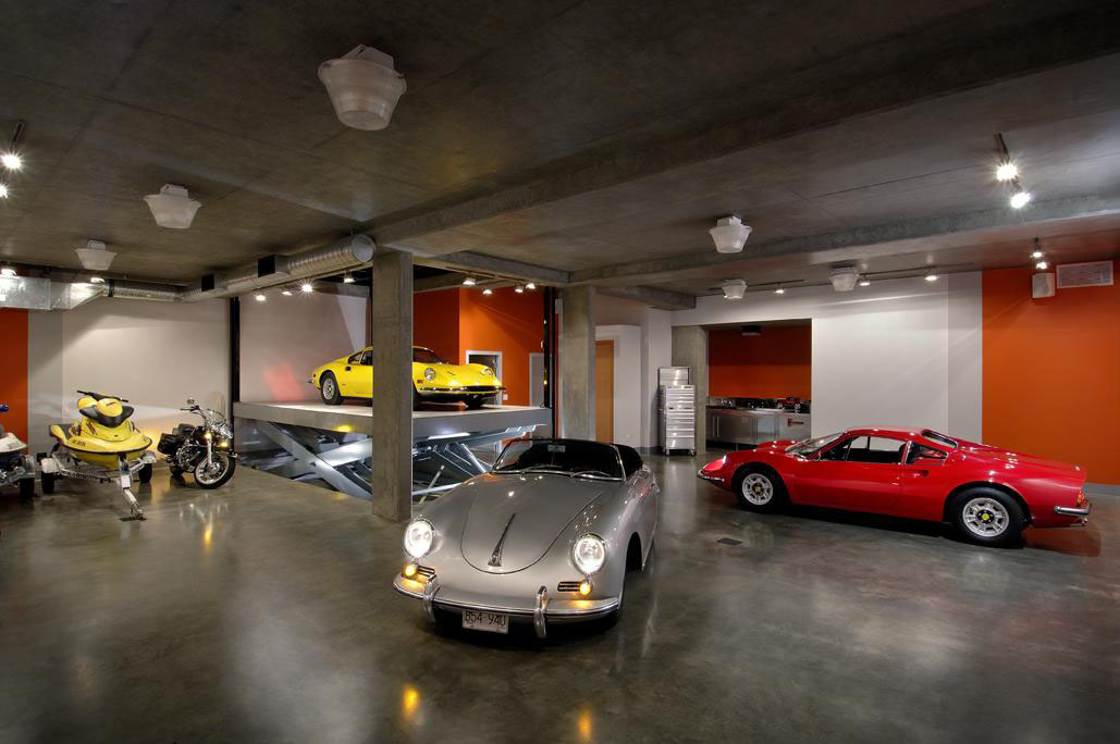 Underground-Garage-for-James-bond