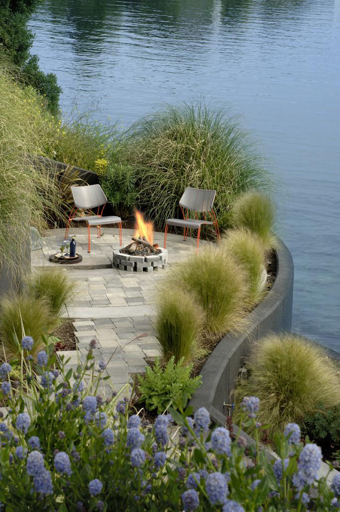 Outdoor rooms on pinterest backyards lawn and outdoor for Garden design victoria bc