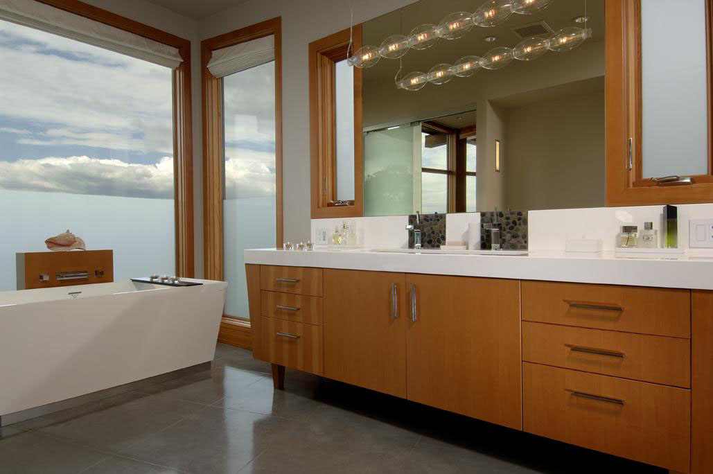 sophisticated bathroom design victoria bc contemporary