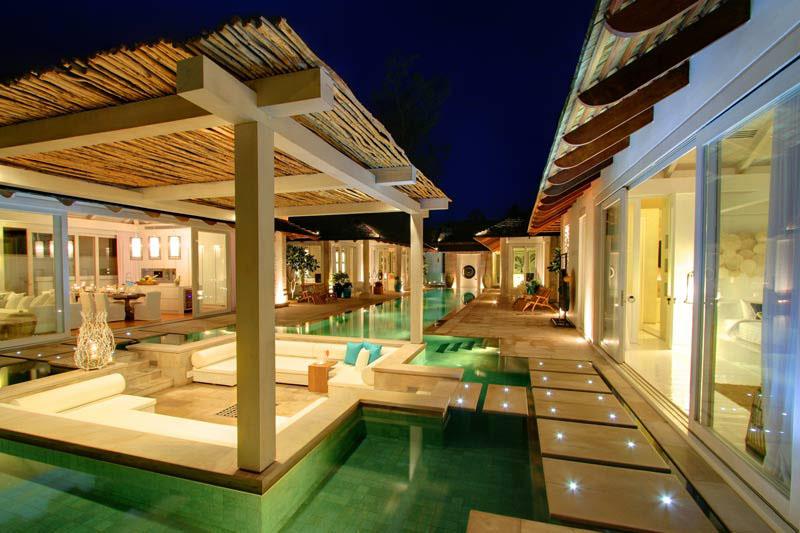 Beachfront Tropical Villa In Koh Samui Idesignarch