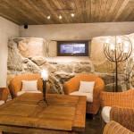 Villa Siberg – A Contemporary House With Rustic Wine Cellar