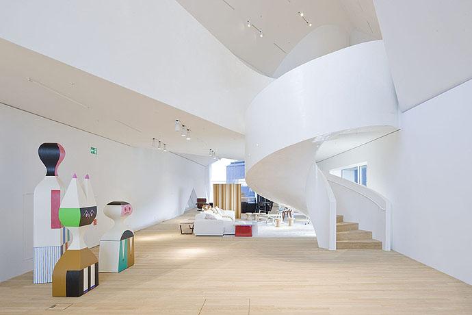 Weil Am Rhein M Bel vitra haus by herzog de meuron idesignarch interior design architecture interior
