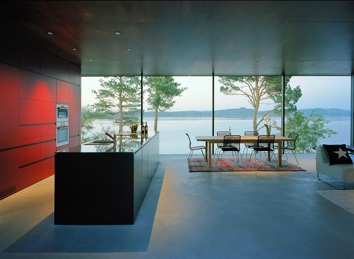 Stunning Modern Home Overlooking The Fjord In Norway Idesignarch Interior Design
