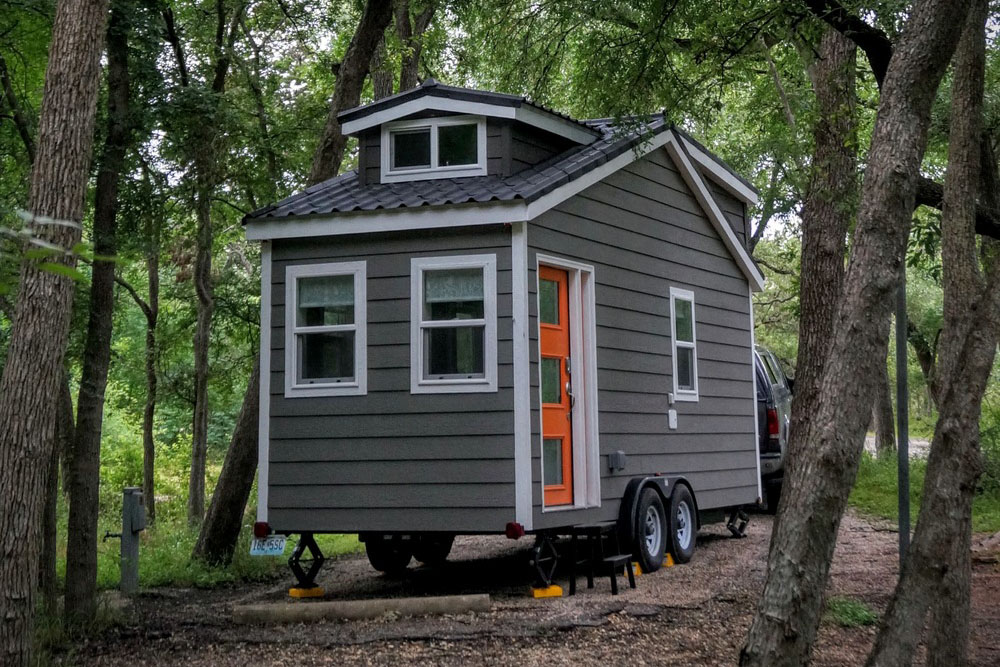 Custom Finished Tumbleweed Mobile Tiny House Idesignarch: tiny little houses on wheels
