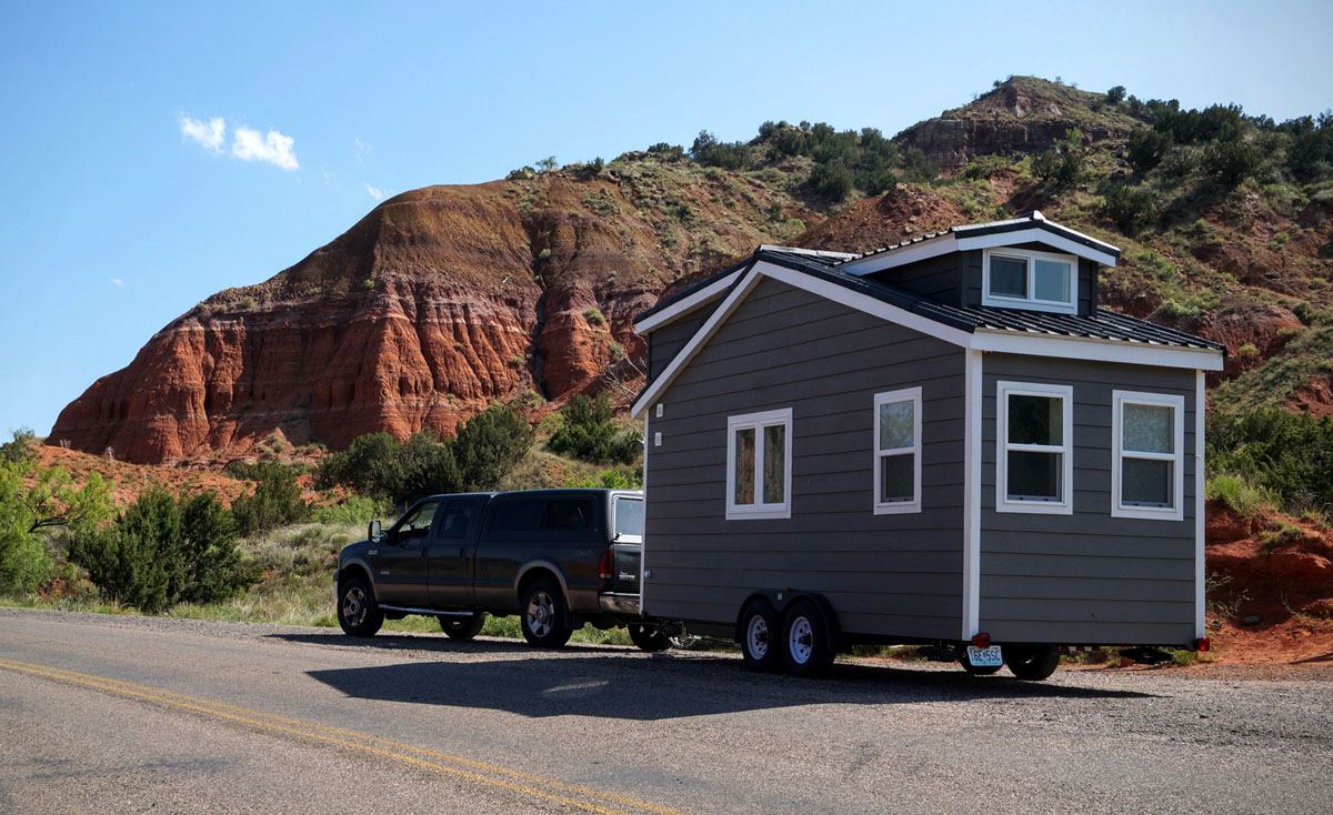 Tiny House on a Trailer