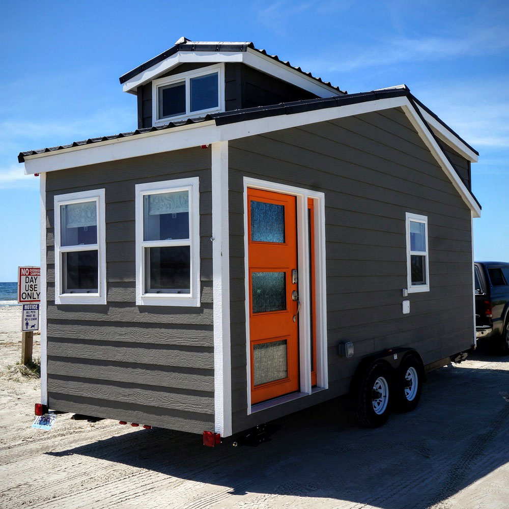 Fine Custom Finished Tumbleweed Mobile Tiny House Idesignarch Largest Home Design Picture Inspirations Pitcheantrous