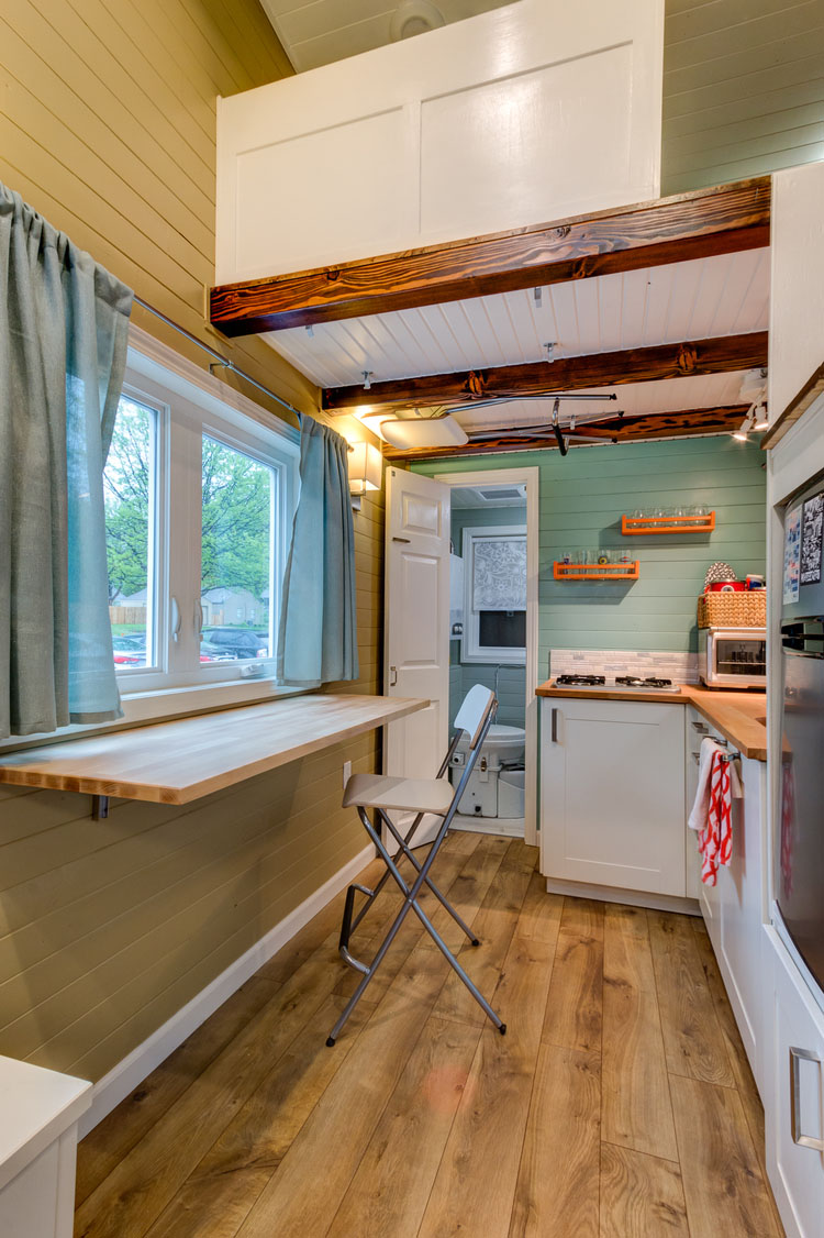 Wanderlust Tiny House On Wheels 8