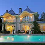 Exquisite French Inspired Story Book Waterfront Chateau In West Vancouver