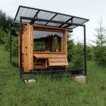 Watershed House: A Prefab Sustainable Retreat