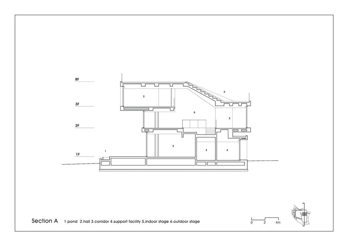 waveon coffee house by the sea idesignarch interior design