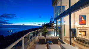 Penthouse Terrace with Ocean View