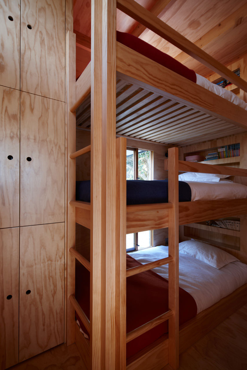 Three-Level Bunk Beds