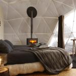 Whitepod Hotel – An Eco-Luxury Alpine Retreat