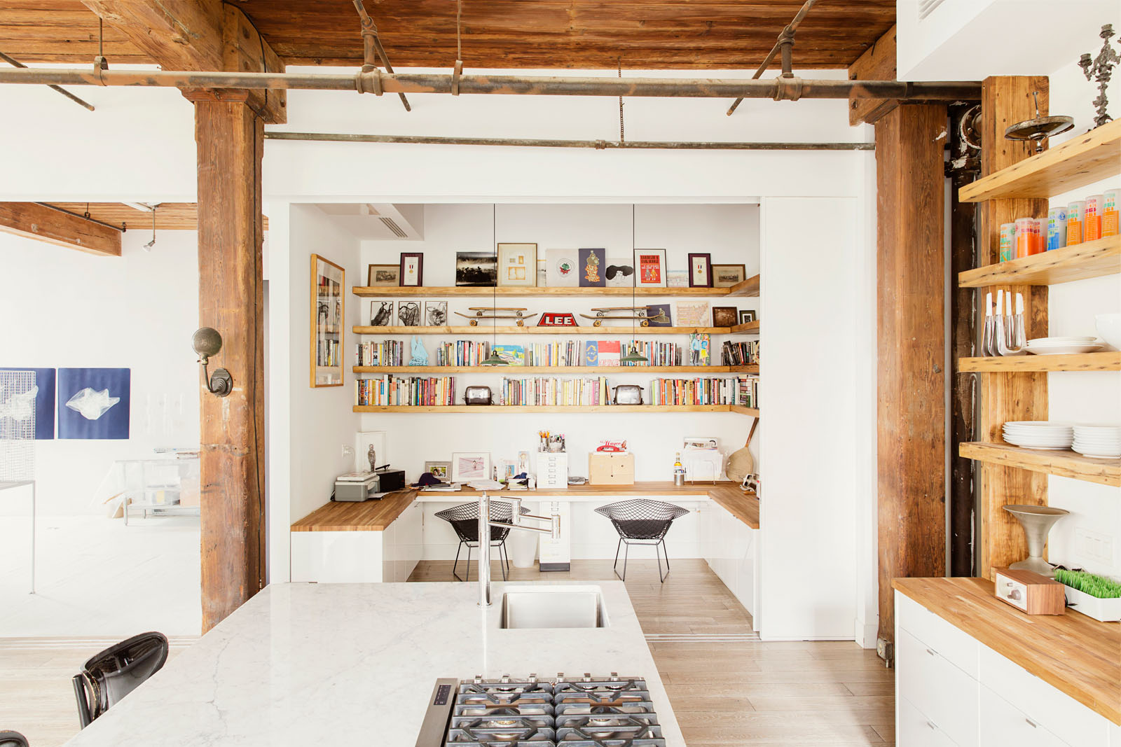 A Flexible Live Work Studio Loft In Brooklyn IDesignArch