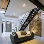 Former Workshop In The Netherlands Converted Into Contemporary Loft