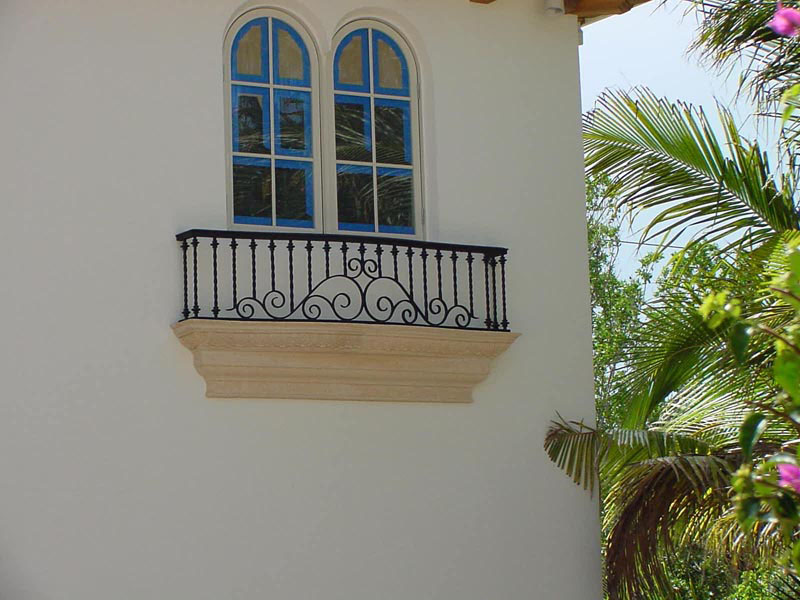 Minimalist Balcony Decor