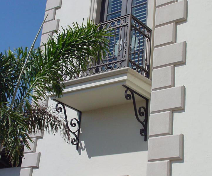 Ornamental iron spanish balcony -? ? ? ? ? baoyanji.com.