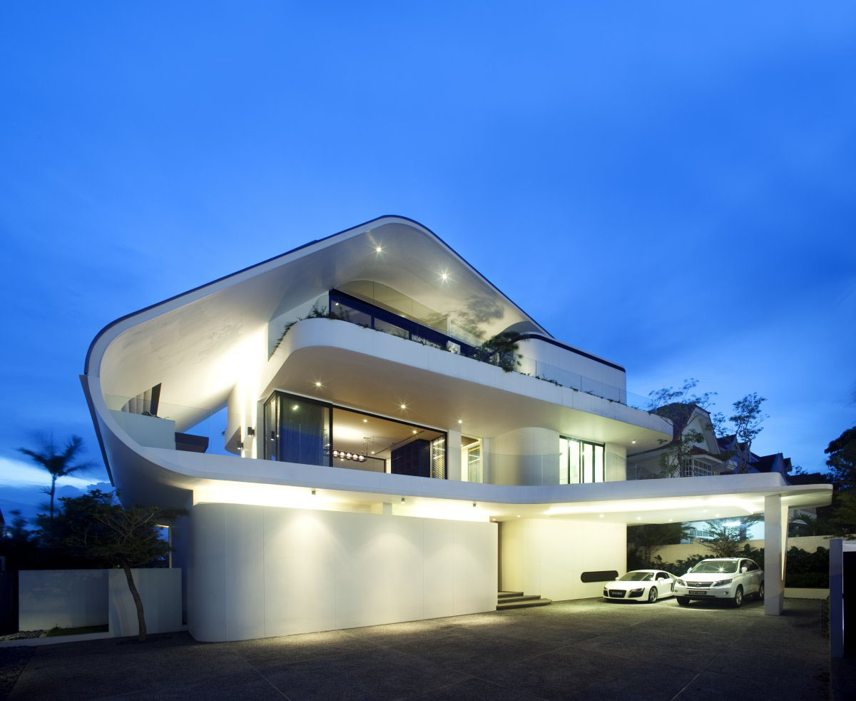 Yacht House Design In Singapore | iDesignArch | Interior ...