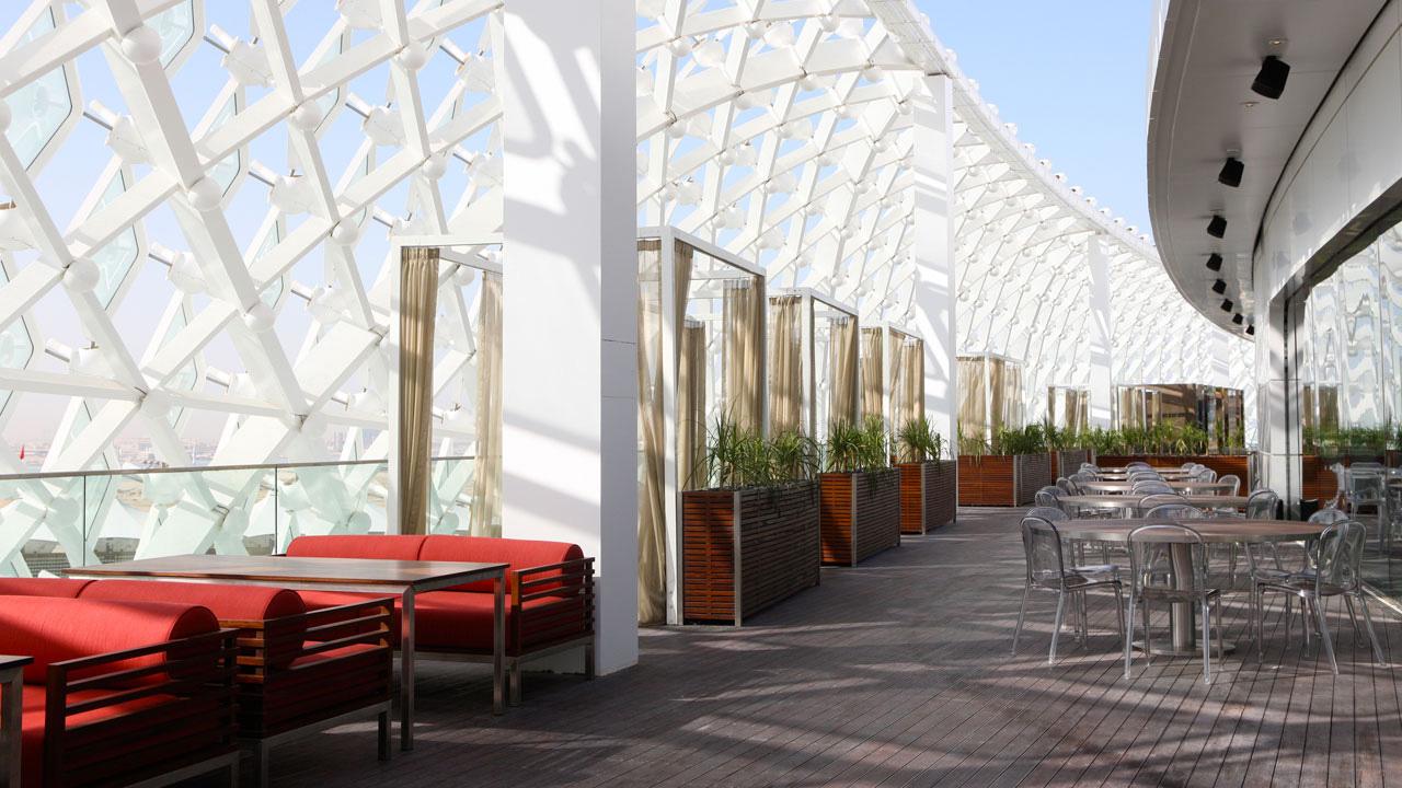 Yas Viceroy Abu Dhabi Hotel 18