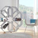 Moroccan Inspired Zelli Bookshelves