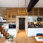 Zoku Loft: An Intelligently Designed Small Home Office Studio Apartment