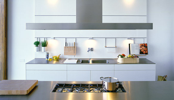 Kitchen Designs With Modern Clean Lines