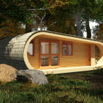 eco-Perch – Sustainable Small Tree House