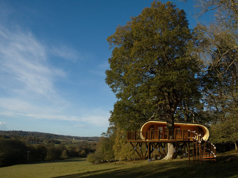 Sustainable Tree House
