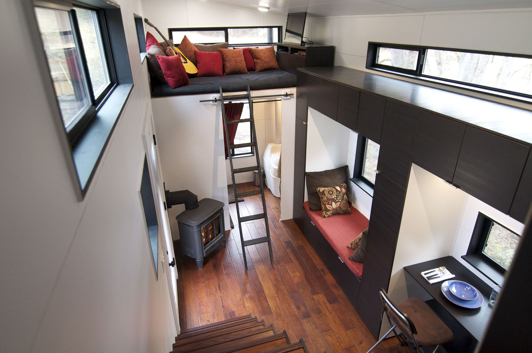 Spacious and Elegant Tiny Home