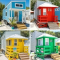 Tiny House Beach Resort is the Ultimate Coastal Living on a Budget