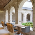 Ancient Monastery Transformed into the Magnificent Abbaye de Fontevraud Hotel