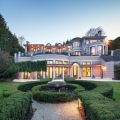 Grand European Style Waterfront Private Estate in Vancouver