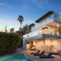 Inside Harry Styles' Modern Los Angeles Villa Above Sunset Strip