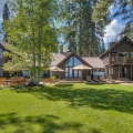 Inside Mark Zuckerberg's Rustic Lake Tahoe Waterfront Estate