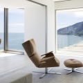 Minimalist Dream Apartment with Stunning Natural Landscape View of Rio de Janeiro