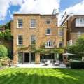Meticulously Rebuilt Holland Park Classical Home with Secluded Garden