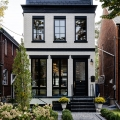 Custom Micro Luxury Home on a Narrow Lot in Toronto