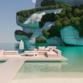 Paradise Found: Tropical Island Dreamscape