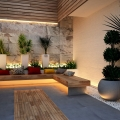Inspiring Cozy Courtyard Patio Ideas for Urban Homes