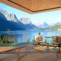 Living in Paradise: Rendering of a Dream Mountain Eco Resort