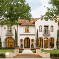 Timeless Mediterranean Revival Style Mansion in Dallas