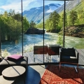 Juvet Landscape Hotel: A Norwegian Paradise with Windows to the Dramatic Landscape