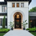 Italian Style Dream Villa in Minnesota with Old Classic Hollywood Glamor
