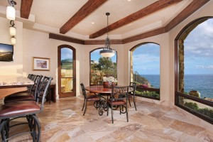 Ocean View Breakfast Nook