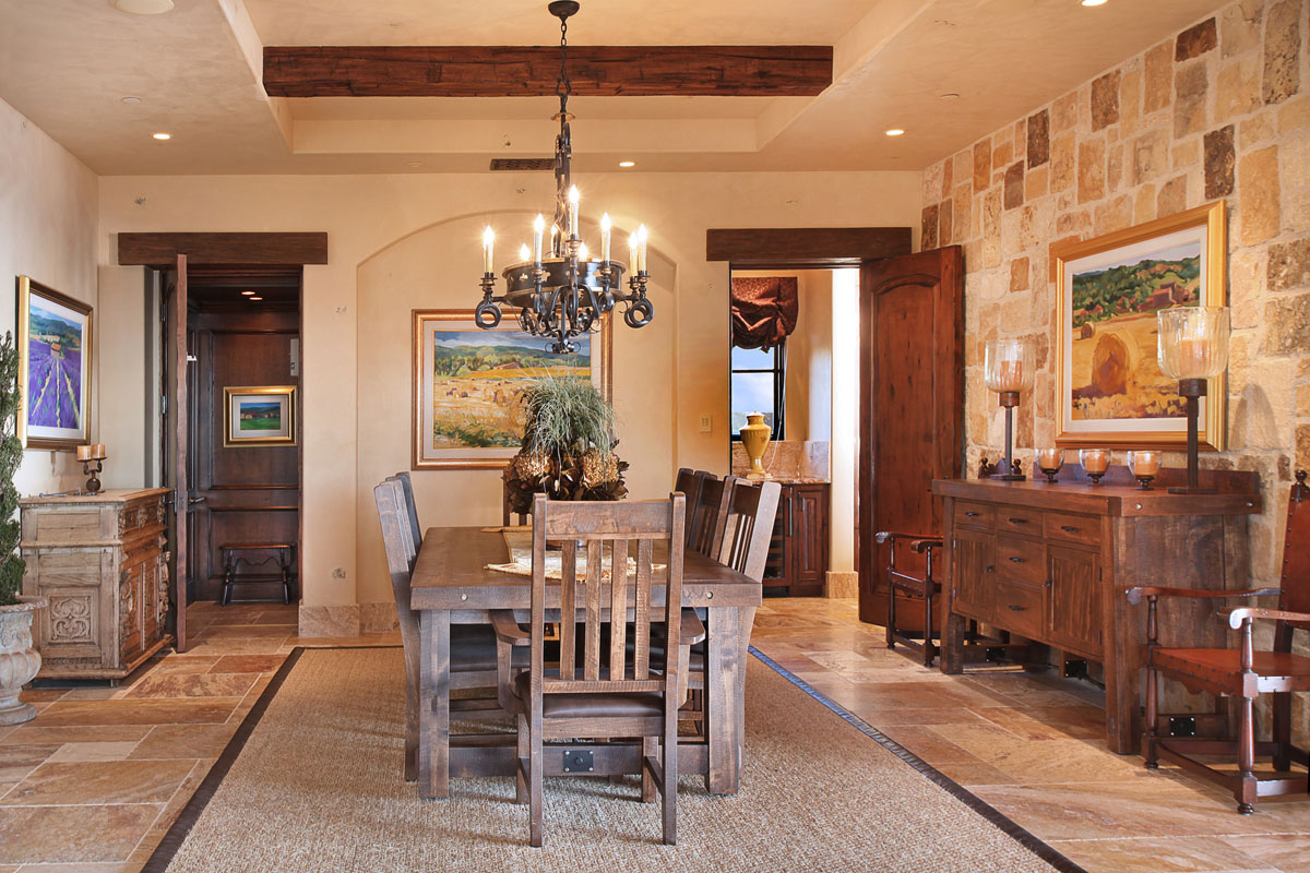 Tuscan Home Interiors